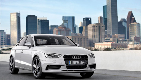 Audi A3, actor premium în flotele de automobile