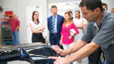 Un nou standard de calitate BMW