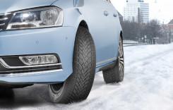 Continental te pregăteşte de iarnă: ContiWinterContact TS 850