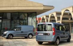 Gama de vehicule utilitare Fiat Doblo. Carăuş de seamă pe străzile româneşti