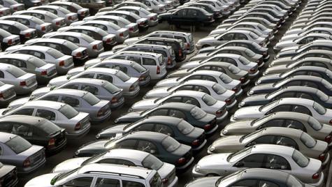 Înmatriculările de maşini noi au crescut cu aproape 20%