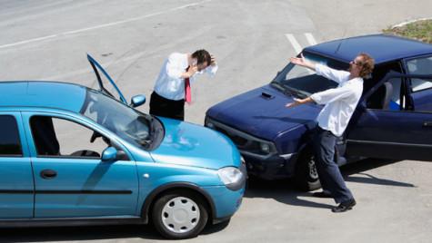 Proiect-pilot pentru informarea şoferilor în cazul unui accident auto în străinătate