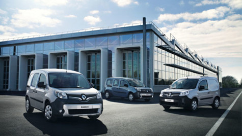 Renault Kangoo ZE, soluţia electrică pentru transporturile urbane