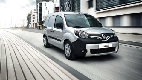 Noua gamă Renault Kangoo