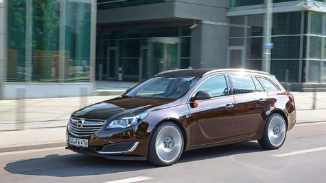 Evoluţie majoră pentru noul Opel Insignia