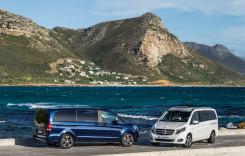 Noua generaţie Mercedes-Benz Clasa V
