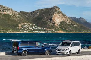 Die neue Mercedes-Benz V-Klasse, The new Mercedes-Benz V-Class