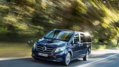 Mercedes-Benz Clasa V. Business Van