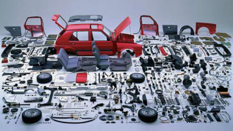 Preluare în industria de componente auto
