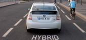 Flota Primăriei Capitalei creşte cu 23 de vehicule hibride