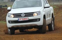 Volkswagen Amarok. În ofensivă