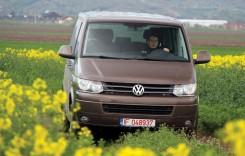 Volkswagen Multivan. Biroul din natura