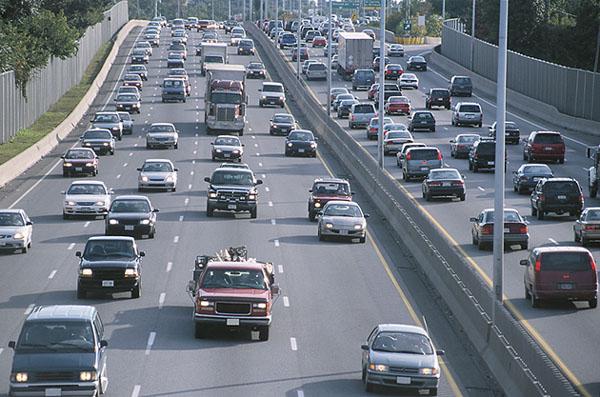 trafic transport
