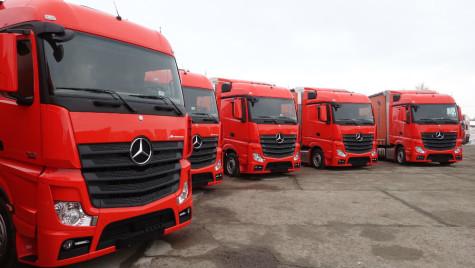 Record pentru Daimler Trucks în 2017