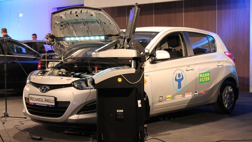 Mecanicul Anului 2014 AD Auto Total - floteauto 0