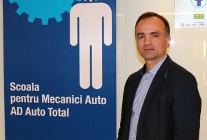 Mecanicul Anului 2014 - George Staicu AD Auto Total - floteauto 1