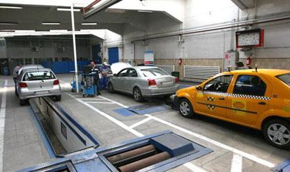 Aproape 15% din parcul auto al Capitalei prezintă probleme tehnice