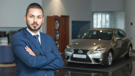 Vlad Cruceanu: În 2014, Toyota a lansat BusinessPlus, divizia dedicată clienţilor de flote