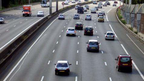 Doar 22 km de autostradă au fost deschişi traficului în 2019