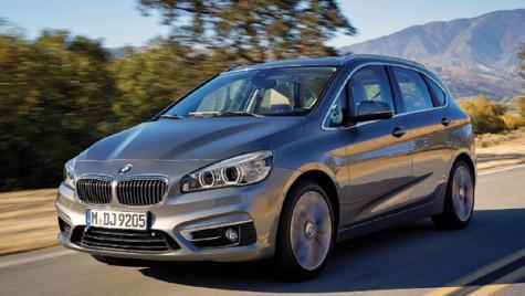 BMW Seria 2 Active Tourer. Răscruce tehnică