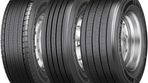 Noile anvelope comerciale Continental: Conti Hybrid, Conti EcoPlus şi Conti Scandinavia
