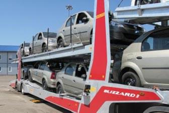 Distribuţia autoturismelor şi a pieselor auto, printre cele mai concurenţiale segmente ale economiei