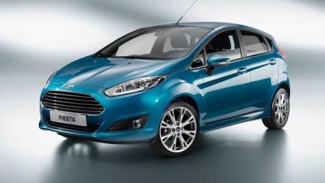 Vânzările Ford în România au atins un record în octombrie 2014