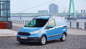 ford transit courier - floteauto