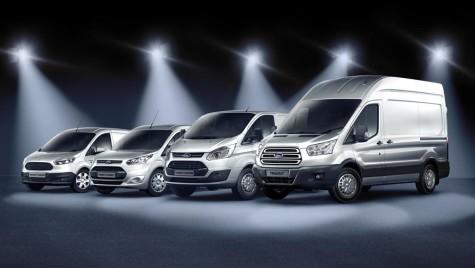 Familia Ford Transit – o gamă complexă de utilitare