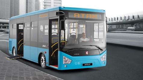 Piața de vehicule de transport călători din România atrage firma Karsan