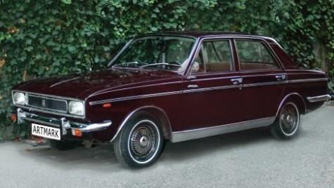 Automobilul Paykan Hillman-Hunter al lui Ceauşescu, scos la licitaţie. Află preţul de pornire