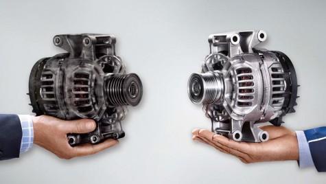 Avantaj client: Piese remanufacturate de origine Mercedes-Benz