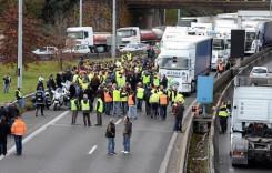 Protestul UNTRR cu ocazia vizitei preşedintelui Franţei nu a fost autorizat