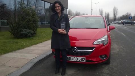 """""""Mașina Anului 2015"""" este noul Opel Corsa"""