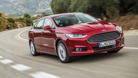 Noul Ford Mondeo. Test în premieră