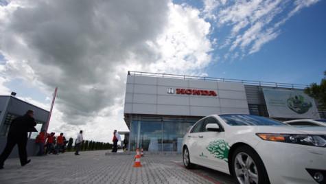 Asko Internaţional împlineşte 10 ani de activitate Honda