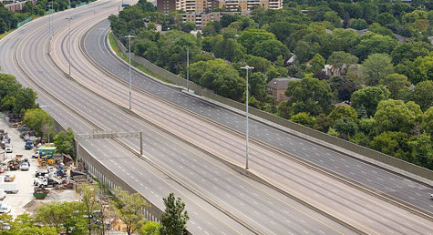 Autostrăzile europene nord-sud care vor traversa România