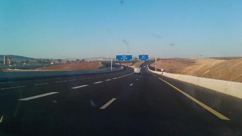 Construcţia autostrăzii Sibiu-Piteşti ar putea începe în doi ani