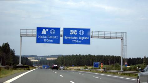 Taxă de autostradă în Germania pentru străini. În medie, 88 de euro/an