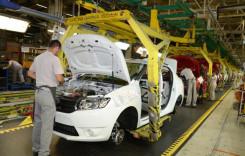 Vezi ce câştiguri obţin salariaţii de la Automobile Dacia