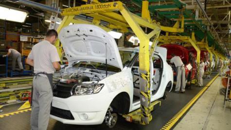 Preţurile producţiei de vehicule, scădere lunară de 0,5%