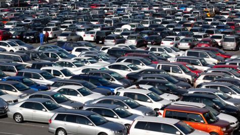 Creştere de 14,9% pentru afacerile din comerţul cu autovehicule