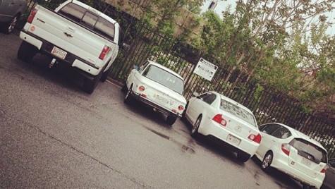 Lumea auto se vede în alb