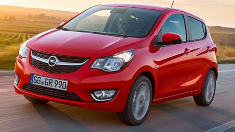 Opel Karl, aşteptat în vara lui 2015. Preţul va fi mai mic de 10.000 euro