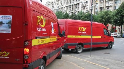 Echipamente GPS pentru flota de 950 de vehicule a Poştei