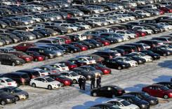 Vânzările de mașini s-au prăbușit în martie