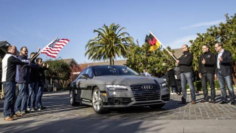 Cum ne arată Audi că mașinile autonome sunt deja realitate