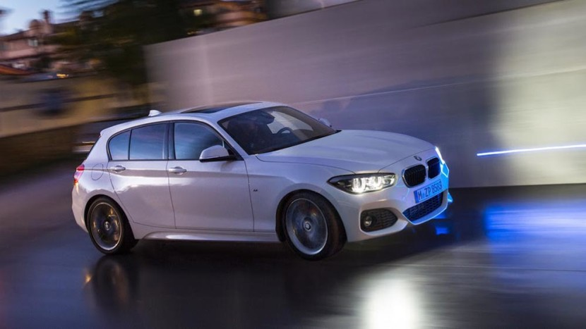 BMW Seria 1 facelift 2015 - floteauto 0