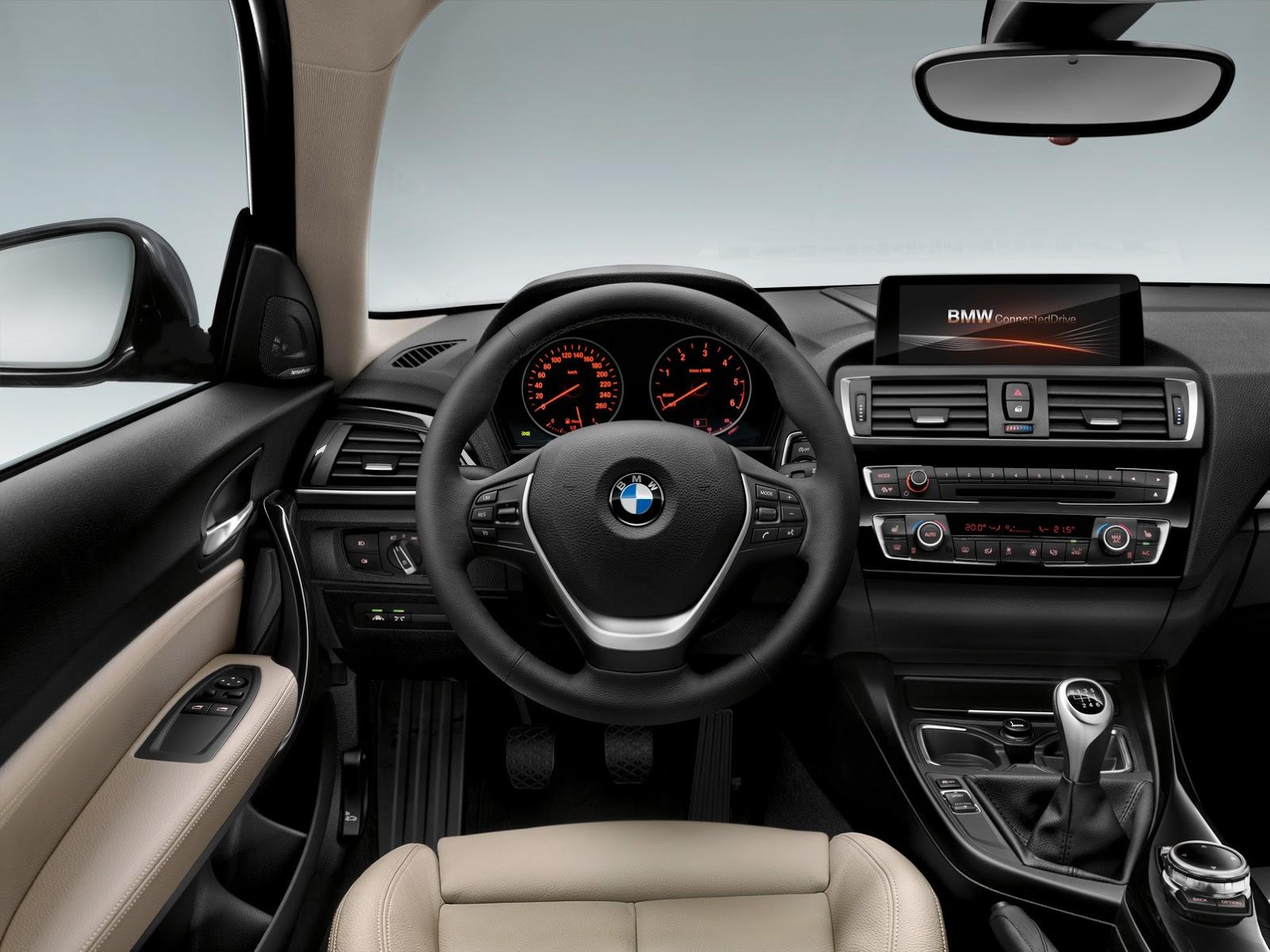BMW Seria 1 facelift 2015 - floteauto 3