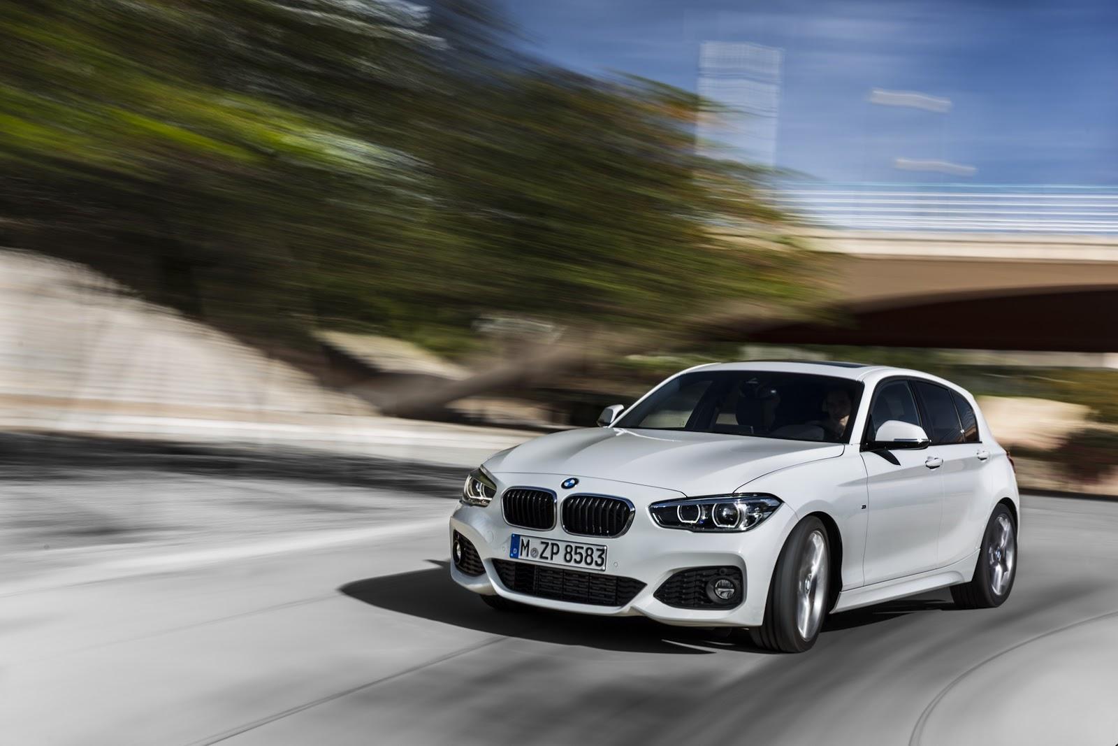BMW Seria 1 facelift 2015 - floteauto 4